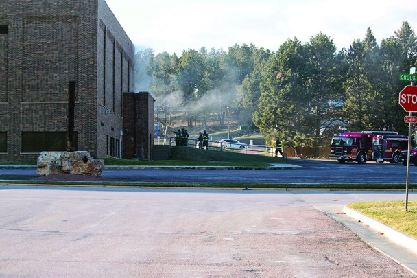 Three juveniles are now facing charges after being accused of starting the small fire that burned inside the Custer Community Center recently.